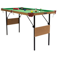 Charles Bentley 4ft 6in Pool Table Green