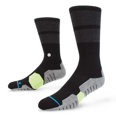 Stance Golf Socks 8 Iron Crew Black 2017