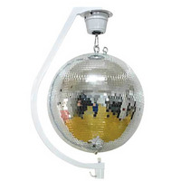 Mirror Ball Hanger with Motor (Holds Mirror Ball up to 30cm)