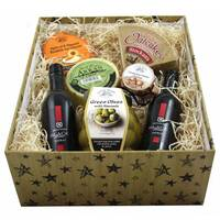The Glen Etive Cheese and Wine Hamper