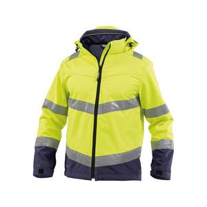 Dassy Malaga High Vis Softshell Jacket