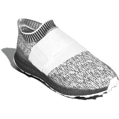 Adidas Golf Shoes - LE Crossknit 2.0 Boost - White - Silver 2018