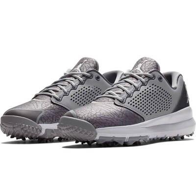 Nike Golf Shoes - Air Jordan Trainer ST G - Wolf Grey 2018