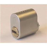 Mul T Lock Garrison Scandinavian Oval Cylinder - Genuine extra keys