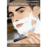 Teach Yourself The Cutthroat Shave by Luke Leadbitter