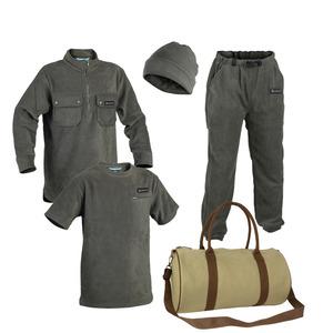 Bertacraft Mens 5 Piece Fleece Pack