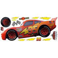 Disney Cars Large Sticker Set 27 x 67 cm
