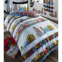 Inner City Duvet Bed Set