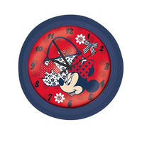 Minnie Mouse Wall Clock - Handbags