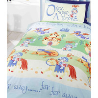 Knights and Dragons Toddler Bed Linen
