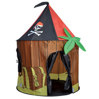 Pirate Pop Up Play Tent