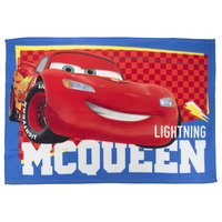 Disney Cars Fleece Blanket - Piston