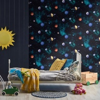 Cosmos, Childrens Space Themed Wallpaper