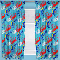 Disney Cars 3 Curtains 54s - Lightning