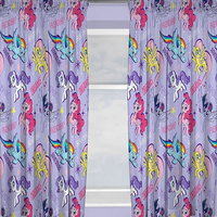 My Little Pony Curtains 72s - Adventure