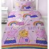 Peppa Pig Single Bedding - Hooray
