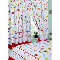 ABC, Alphabet Nursery Curtains