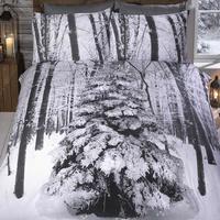 Winter Sparkle Single Christmas Bedding