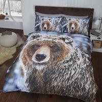 Big Bear Double Duvet