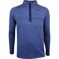 Nike Golf Pullover - NK Dry Knit Statement - Blue Void AW19