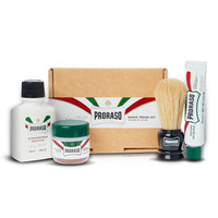 Proraso Travel Shaving Kit Box Set