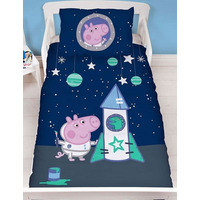 Peppa Pig George Toddler Bedding - Boom