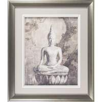 Camelot Pictures &pipe; Buddha - Framed Art
