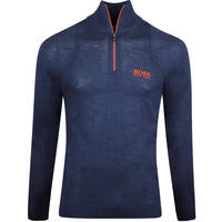 BOSS Golf Jumper - Zon Pro - Navy Melange FA19