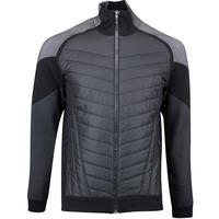 BOSS Golf Jacket - Zomy Hybrid - Black FA19