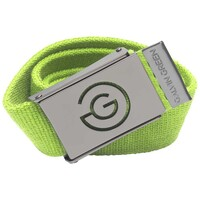 Galvin Green Golf Belt - Warren - Lime SS20