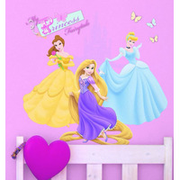 Disney Princess Giant Stickers - Fairytale