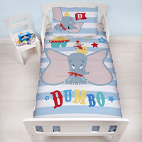 Dumbo Toddler Bedding - Circus