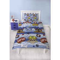 Paw Patrol Bedding - Single Duvet Set - Peek