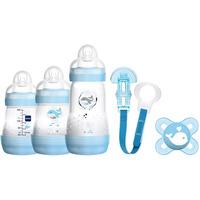 MAM Welcome to the World Newborn gift set - Boy