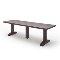 Accrieve 300cm Solid Oak Wood Dining Table
