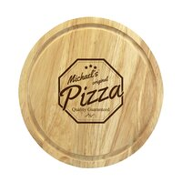 Quality Guaranteed Wooden Pizza Board