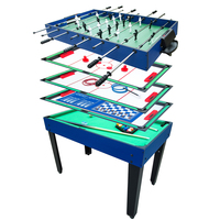 Charles Bentley 12-in-1 Multi Sports Table