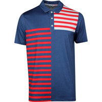 PUMA Golf Shirt - Volition Liberty Polo - Dark Denim SS20