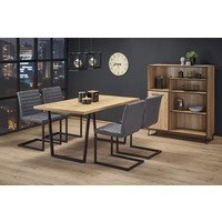 Ulalee 160cm Oak Dining Table