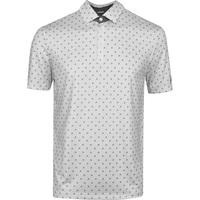 adidas Golf Shirt - Ultimate BOS Polo - White - Grey Three SS20