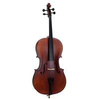 Virtuoso Pro Cello with Bag - 3/4 Size
