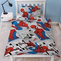 Spiderman Single Bedding - Flight
