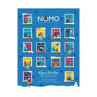NOMO - Vegan Chocolate Advent Calendar
