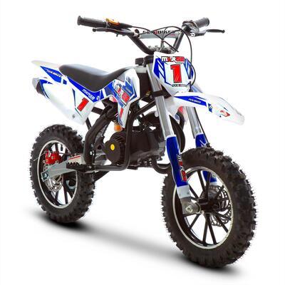 FunBikes MXR 50cc 61cm Dark Blue kids Mini Dirt Bike