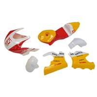 mini-moto-fairings-shell-racing-colours