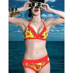Freya Tequila Sunrise Bikini Top