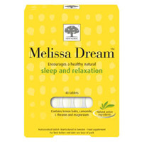 new-nordic-melissa-dream-40-tablets