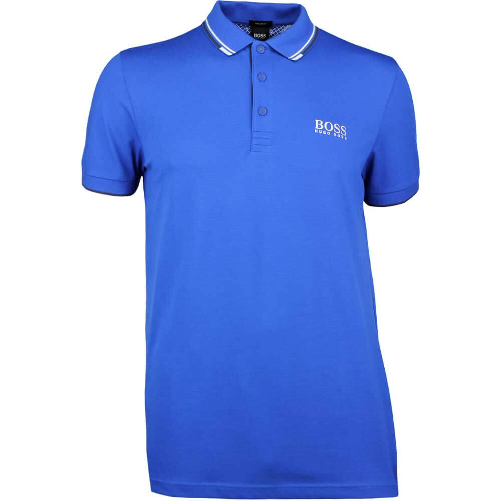 8bfe053d BOSS Hugo Boss Golf Shirt - Paddy Pro - True Blue SP18