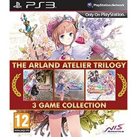 Image of The Arland Atelier Trilogy