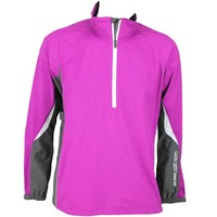 Galvin Green Alvin Waterproof Golf Jacket Grape-Gunmetal